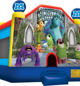 Monsters U 13x13 $95.00